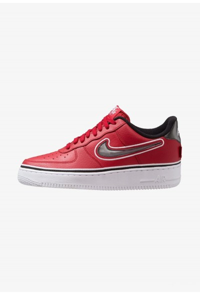 Nike AIR FORCE 1 '07 LV8 SPORT - Baskets basses varsity red/black/white