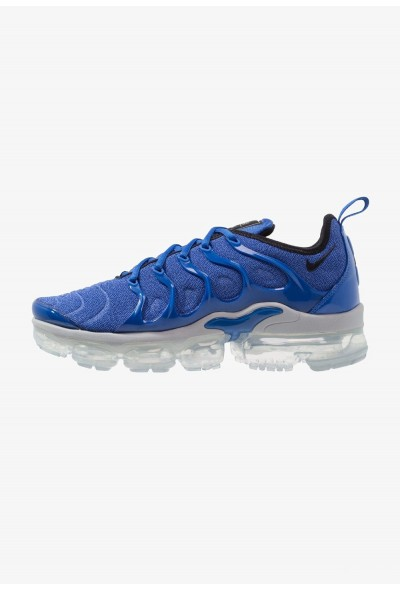 Nike AIR VAPORMAX PLUS - Baskets basses game royal/black/wolf grey/racer blue