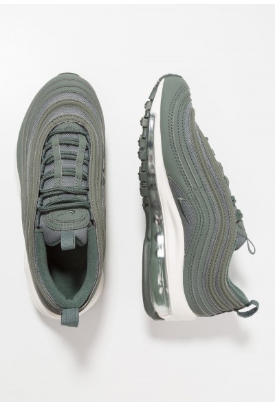 Nike AIR MAX 97 - Baskets basses mineral spruce/pale ivory/clay green