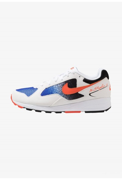 Nike AIR SKYLON II - Baskets basses white/team orange/hyper royal/black