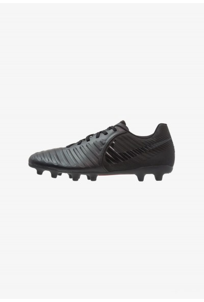 Nike TIEMPO LEGEND 7 CLUB MG - Chaussures de foot à crampons black/light crimson