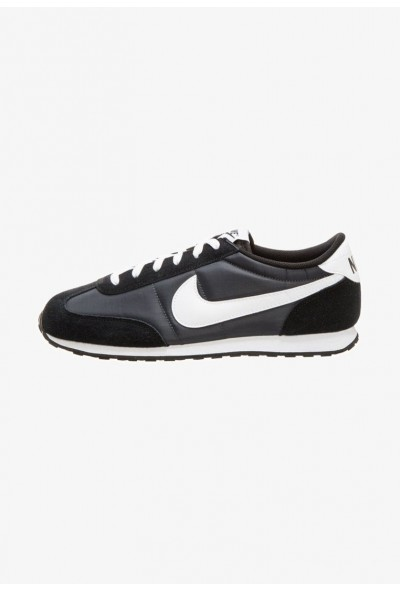 Nike MACH RUNNER - Baskets basses anthracite/white/black