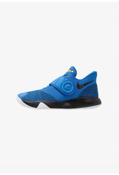 Nike TREY  - Chaussures de basket signal blue/black/white/amarillo