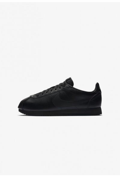 Nike CLASSIC CORTEZ - Baskets basses black/white/dark grey