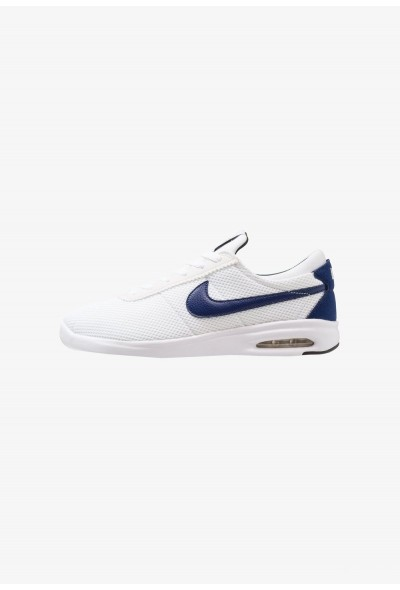 Nike AIR MAX BRUIN VPR TXT - Baskets basses white/blue void/midnight green