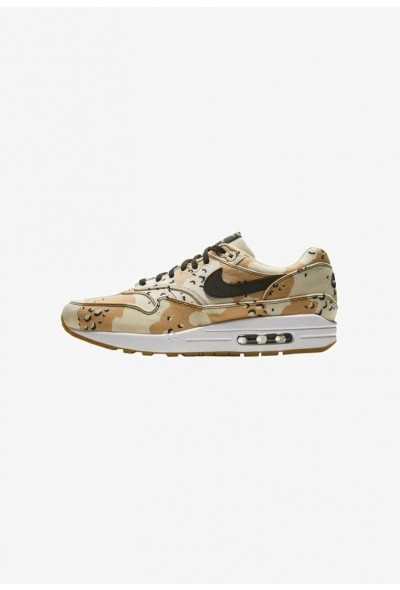 Nike AIR MAX 1 PREMIUM HERRENSCHUH - Baskets basses Chocolate/Light Cream