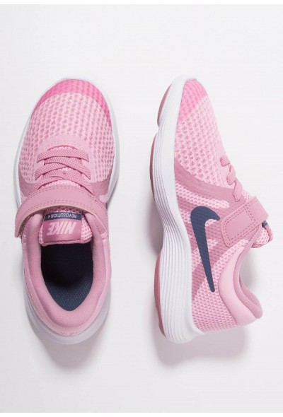 Black Friday 2019 - Nike REVOLUTION 4 - Chaussures de running neutres pink/diffused blue/elemetal pink/white