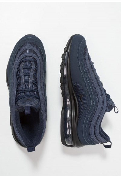 Nike AIR MAX 97 - Baskets basses obsidian/black/midnight navy