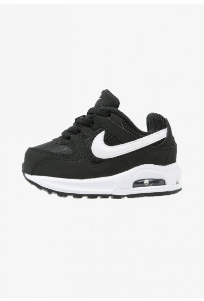 Nike AIR MAX COMMAND FLEX - Baskets basses black/white