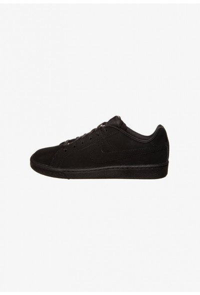 Nike COURT ROYALE  - Baskets basses black