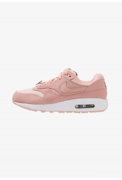 Nike AIR MAX 1 DAY  - Baskets basses bleached coral/black/white