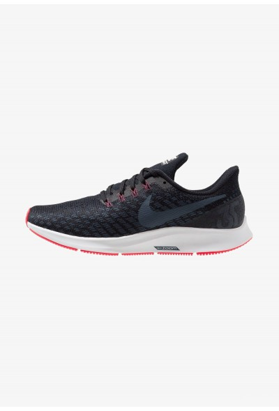 Black Friday 2019 - Nike AIR ZOOM PEGASUS 35 - Chaussures de running neutres black/armory navy/platinum tint/red orbit
