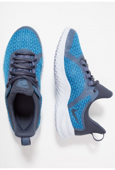 Nike RENEW RIVAL - Chaussures de running neutres diffused blue/thunder blue/blue hero/football grey