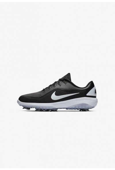 Nike REACT VAPOR  - Chaussures de golf black/white/metallic white