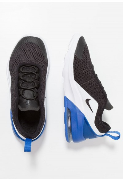 Nike AIR MAX MOTION 2 - Mocassins black/game royal/white