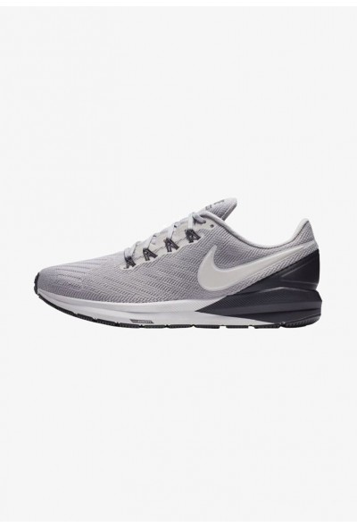 Nike AIR ZOOM STRUCTURE  - Chaussures de running stables  dark grey