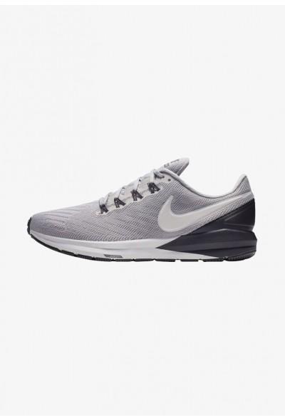 Nike AIR ZOOM STRUCTURE  - Chaussures de running stables  dark grey
