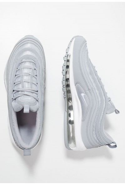 Nike AIR MAX 97 - Baskets basses wolf grey/white/metallic silver