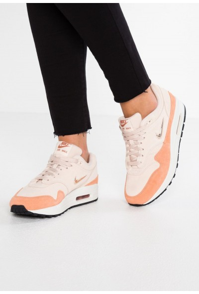 Nike AIR MAX 1 - Baskets basses guava ice/metallic red bronze/terra blush/summit white