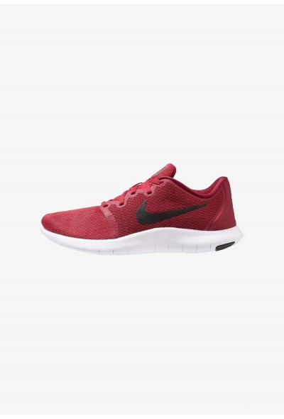 Nike FLEX CONTACT 2 - Chaussures de running compétition team red/black/universal red/white