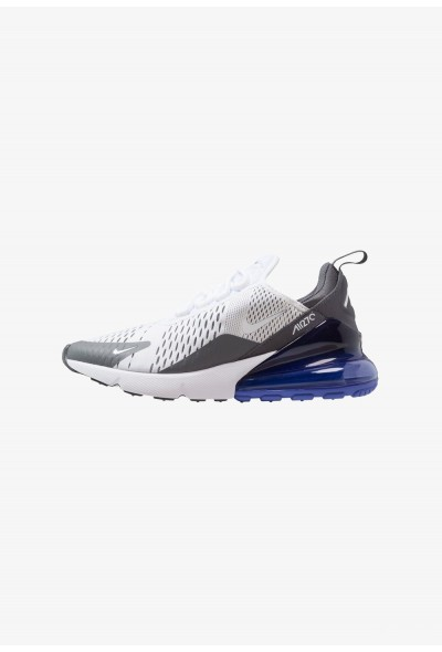 Nike AIR MAX 270 - Baskets basses white/persian violet/dark grey