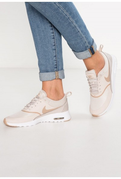 Nike AIR MAX THEA - Baskets basses desert sand/sand