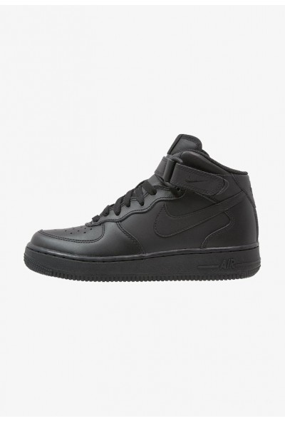 Nike AIR FORCE 1 - Baskets montantes noir
