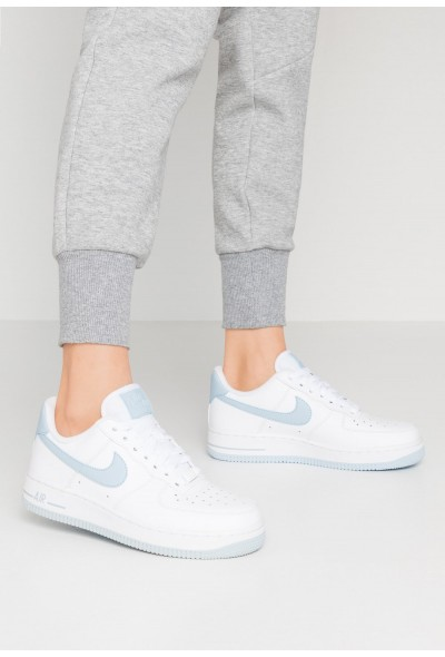 Nike AIR FORCE 1'07 - Baskets basses white/light armory blue