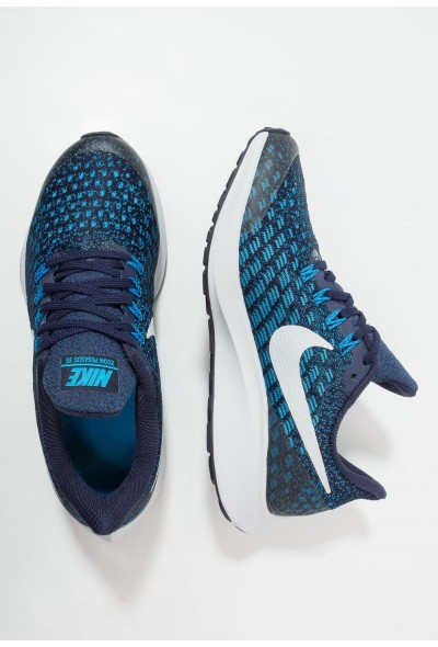 Black Friday 2019 - Nike AIR ZOOM PEGASUS 35 - Chaussures de running neutres blackened blue/pure platinum