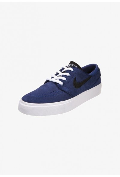 Nike STEFAN JANOSKI - Baskets basses deep royal blue/black/white