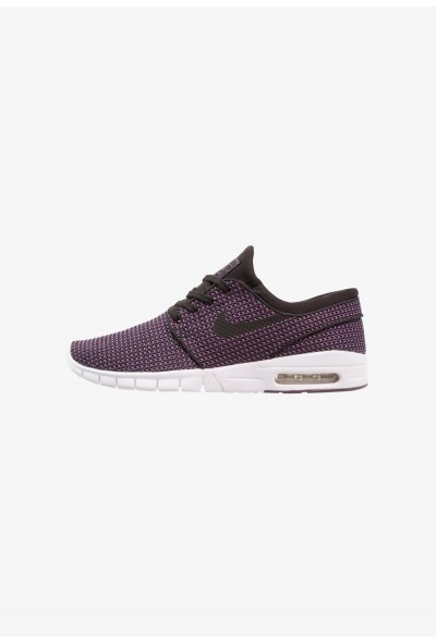 Nike STEFAN JANOSKI MAX - Baskets basses black/pro purple/white