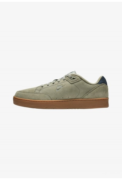 Nike GRANDSTAND II - Baskets basses dark stucco