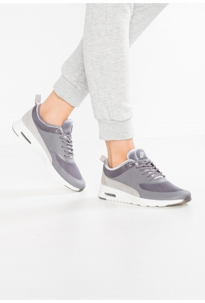 Nike AIR MAX THEA LX - Baskets basses gunsmoke/atmosphere grey