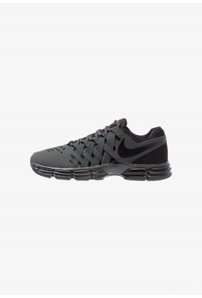 Black Friday 2019 - Nike LUNAR FINGERTRAP TR - Chaussures d'entraînement et de fitness anthracite/black