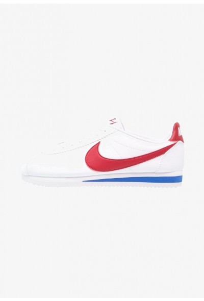 Nike CLASSIC CORTEZ - Baskets basses white/varsity red/varsity royal