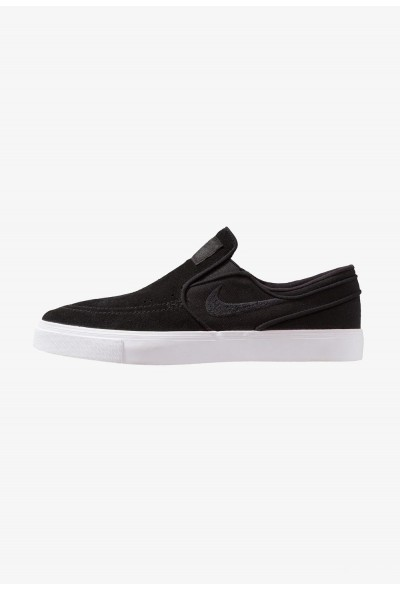 Nike ZOOM STEFAN JANOSKI - Mocassins black/white