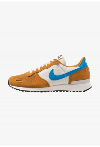 Nike AIR VORTEX - Baskets basses desert ochre/blue orbit/light bone/sail