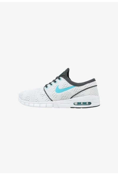 Nike STEFAN JANOSKI MAX - Baskets basses white/clearwater/anthracite/black