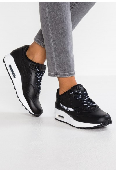 Nike AIR MAX 1 SE - Baskets basses black/white