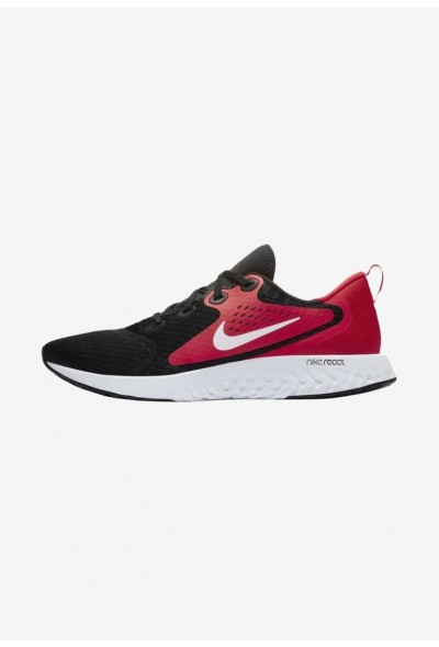 Nike LEGEND REACT - Chaussures de running neutres black/ red