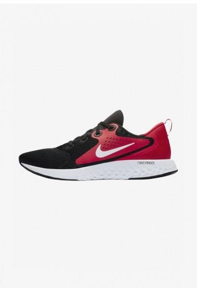 Nike LEGEND REACT - Chaussures de running neutres black/ red