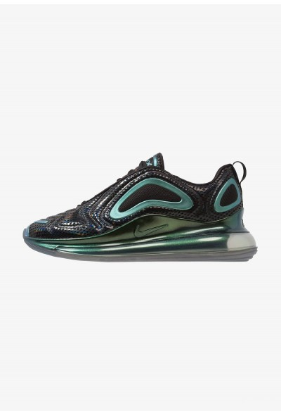 Nike AIR MAX 720 - Baskets basses black/laser fuchsia/anthracite