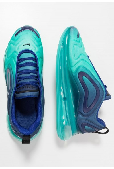 Nike AIR MAX 720 - Baskets basses deep royal blue/hyper jade/black