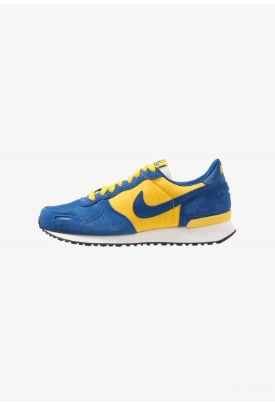 Nike AIR VORTEX - Baskets basses amarillo/gym blue/sail/black