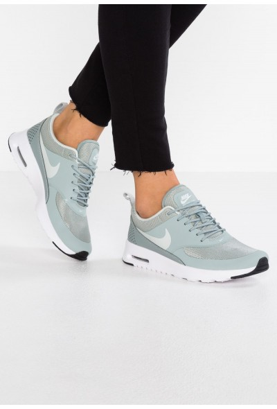 Nike AIR MAX THEA - Baskets basses mica green/light silver