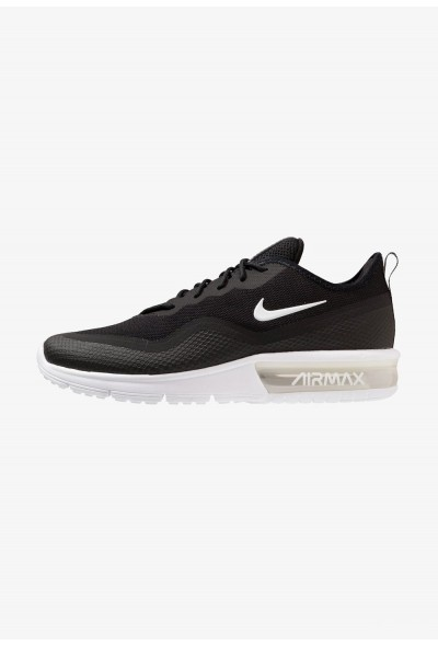 Black Friday 2019 - Nike AIR MAX SEQUENT 4.5 - Chaussures de running neutres black/white