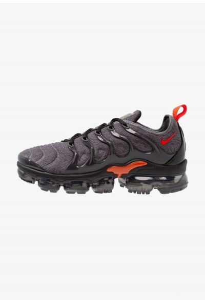 Nike AIR VAPORMAX PLUS - Baskets basses cool grey/team orange/universal gold/anthracite/black