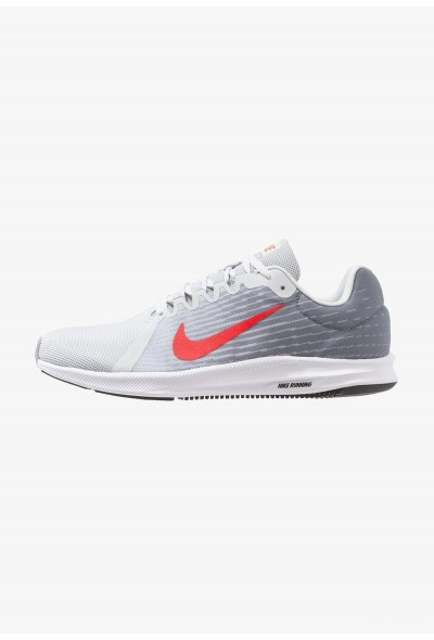Black Friday 2019 - Nike DOWNSHIFTER 8 - Chaussures de running neutres pure platinum/habanero red/black/white