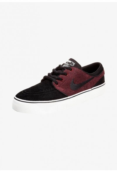 Nike STEFAN JANOSKI - Baskets basses team red/black/ivory