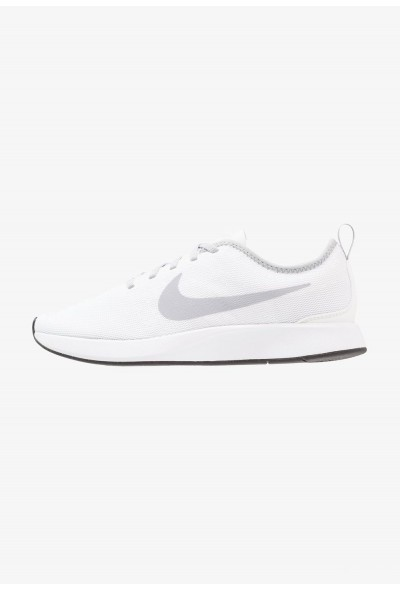 Nike DUALTONE RACER - Baskets basses white/wolf grey/black